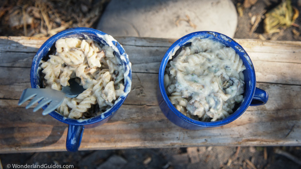 DIY easy and delicious camp meals