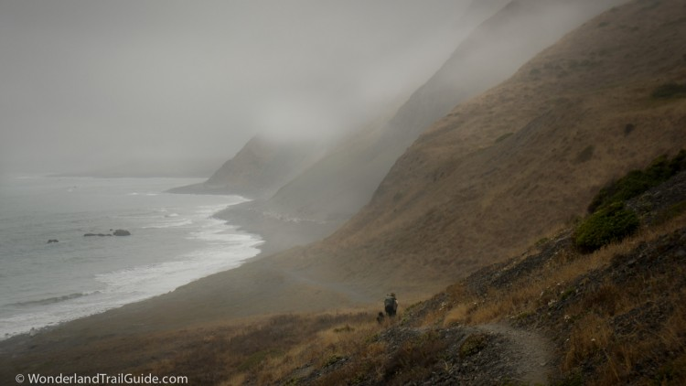 Hiking the Lost Coast Trail in California's King Range